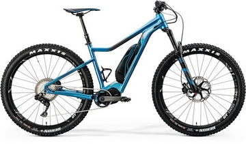 electric mountainbike hire