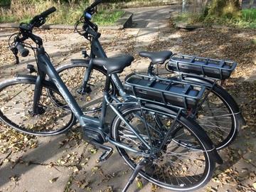 electric bike hire in scotland