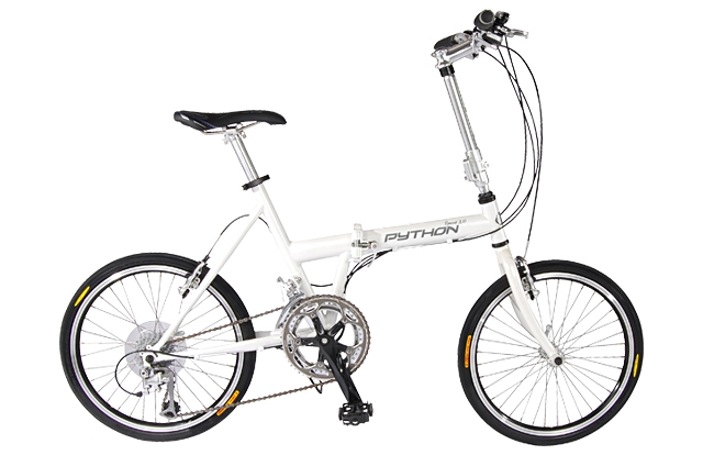 Python Speed 'Quality' Folding Bike